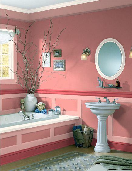 Χρωματοπροτάσεις (μπάνιο)