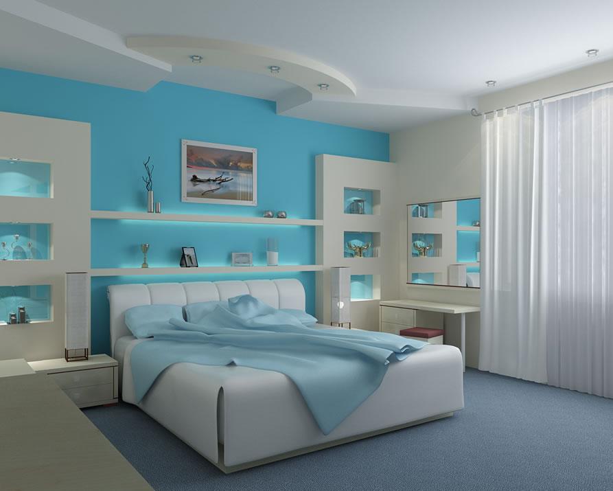 Μοντέρνες ιδέες για κρεβατοκάμερές