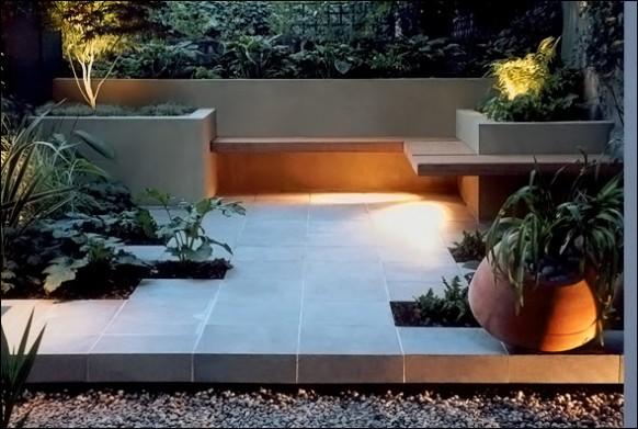 Ιδέες για σχεδιασμό αυλής, κήπου