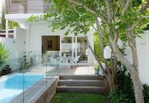ιδέες για μικρούς κήπους