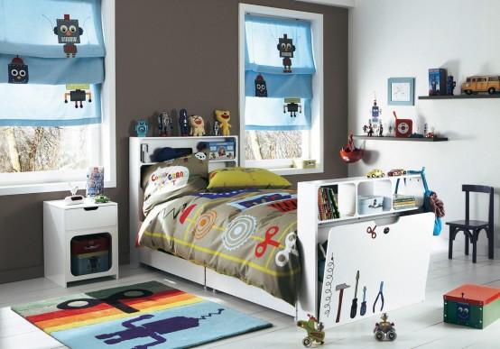 Όμορφα παιδικά δωμάτια και ιδέες απο τη εταιρία Vertbaudet