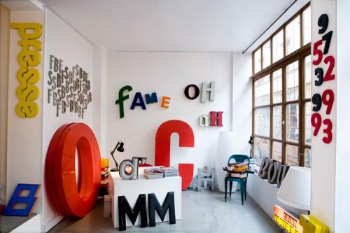 Ιδέες για να διακοσμήσετε το σπίτι σας με γράμματα
