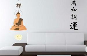 διακόσμηση τοίχου με Αυτοκόλλητα Φιλμ Wall-Deco-1