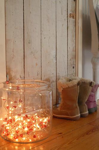 Δημιουργικές ιδέες για το στολισμό των χριστουγεννιάτικων φώτων