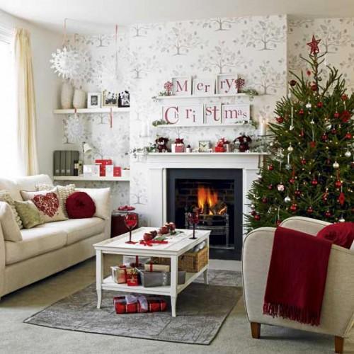 Οι καλύτερες ιδέες διακόσμησης Χριστουγεννιάτικου δέντρου