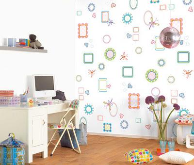 Όμορφες σχεδιαστικές ιδέες τοίχου για