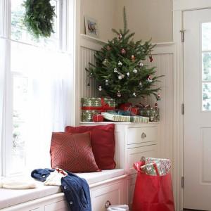 Χριστουγεννιάτικες ιδέες διακόσμησης για μικρούς χώρους