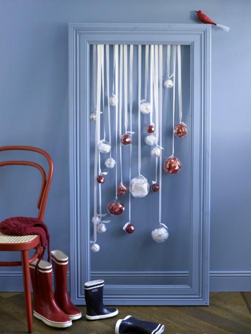 Ιδέες για όμορφες παρουσιάσεις των Χριστουγεννιάτικων στολιδιών στο σπιτι σας