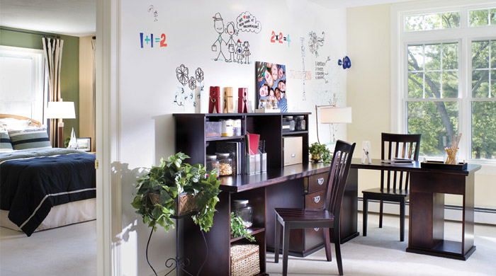 IdeaPaint μετατρέψτε τον τοίχο σας σε ένα μεγάλο πίνακα