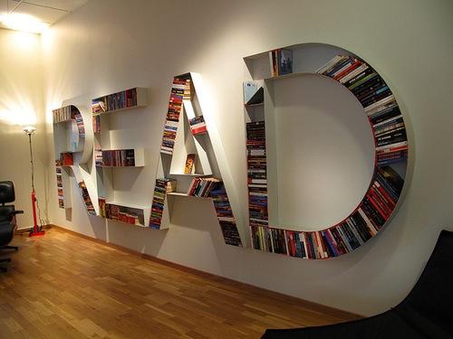 5 Δημιουργικές βιβλιοθήκες για κάθε χώρο