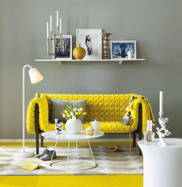 Πώς να δημιουργήσετε σε ένα χώρο μια ζεστή διακόσμηση με χρώματα;