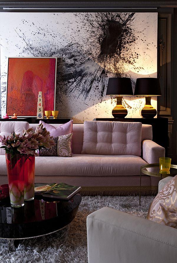 Τα αγαπημένα χρώματα των σχεδιαστών-διακοσμητών για τους τοίχους