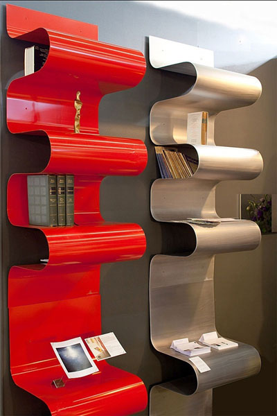 Μοναδικές ραφιέρες βιβλίων και βιβλιοθήκες για  δημιουργικές διακοσμητικές ιδέες σπιτιού