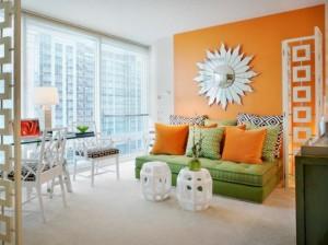 Φωτεινές και πολύχρωμες Ιδέες Σχεδιασμός δωματίου7