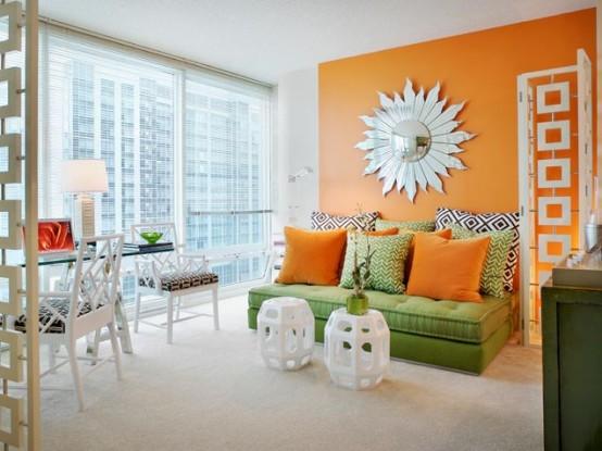 28 Φωτεινές και πολύχρωμες ιδέες σχεδιασμός δωματίου
