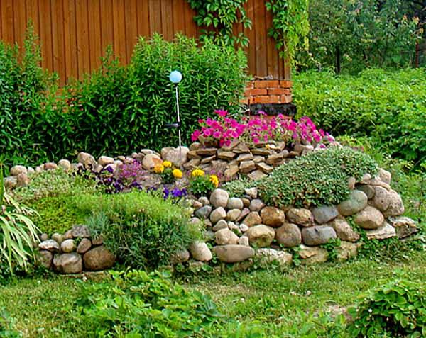 Ιδέες για να δημιουργείσετε όμορφους βραχόκηπους