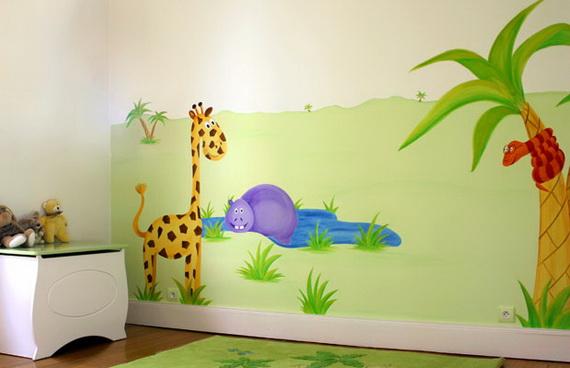 - Deco murale enfant ...