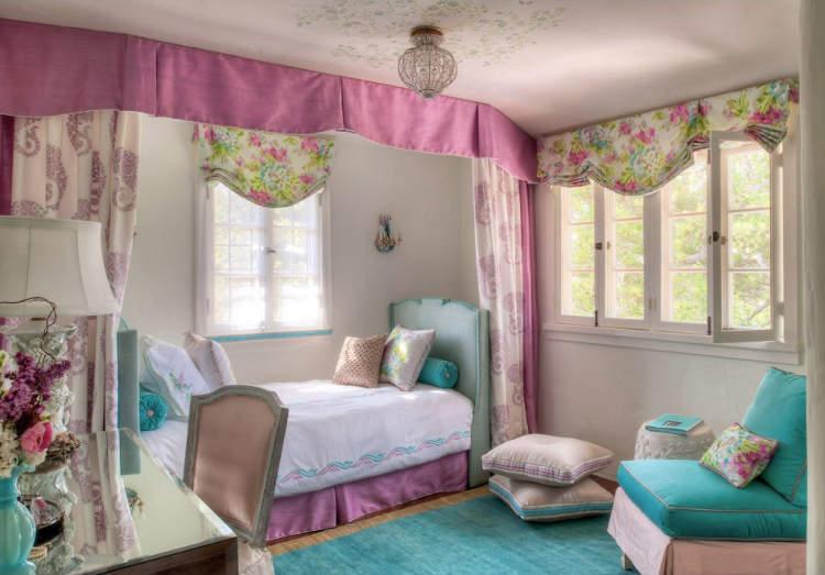 Γλυκιά τελειότητα: Εκπληκτικό εφηβικό κοριτστίστικο δωμάτιο