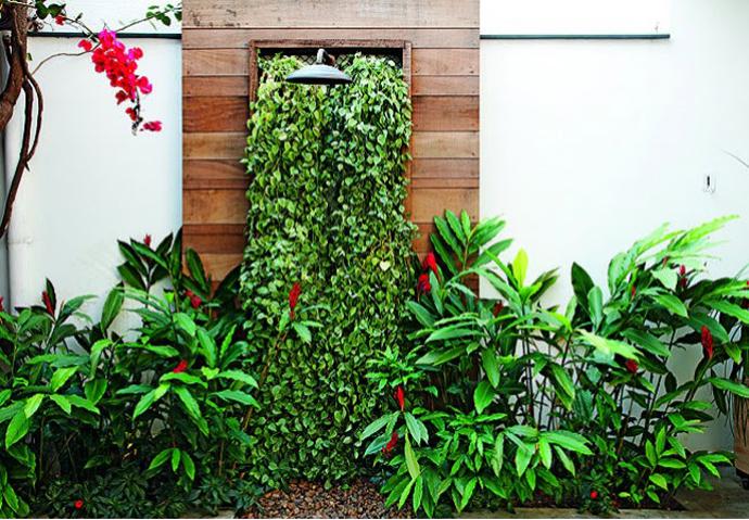 20 ακαταμάχητες ιδέες Εξωτερικών ντους για τον κήπο σας