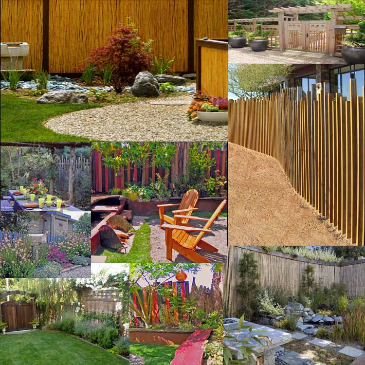40 Μοναδικές ιδέες με φράχτες για τον κήπο σας