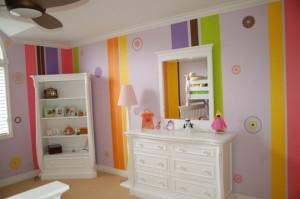 Διακοσμήστε το σπίτι σας με ένα ουράνιο τόξο χρωμάτων1