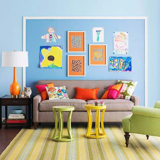 22 Ενδιαφέρουσες ιδέες για να παρουσιάσετε τα έργα των παιδιών σας στο σπίτι σας