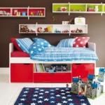 ιδέες με σοκολατί παιδικά δωμάτια1