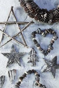 Ρουστίκ Χριστουγεννιάτικες ιδέες Διακοσμήσης29