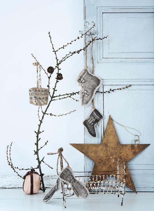 Πανέμορφες Vintage Χριστουγεννιάτικες ιδέες διακόσμησης σε λευκούς τόνους