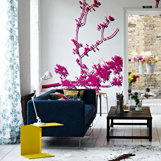 Ονειρικές Ιδέες σχεδιασμού για πολύχρωμα σαλόνια19