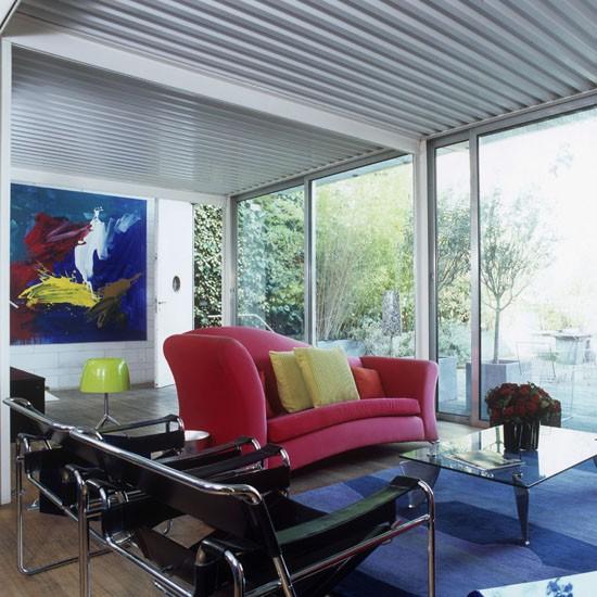 Ονειρικές Ιδέες σχεδιασμού για πολύχρωμα σαλόνια20