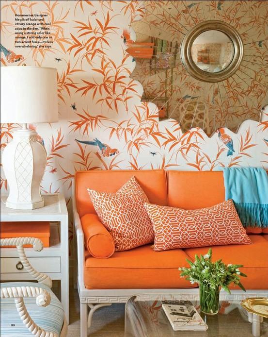 Ονειρικές Ιδέες σχεδιασμού για πολύχρωμα σαλόνια30