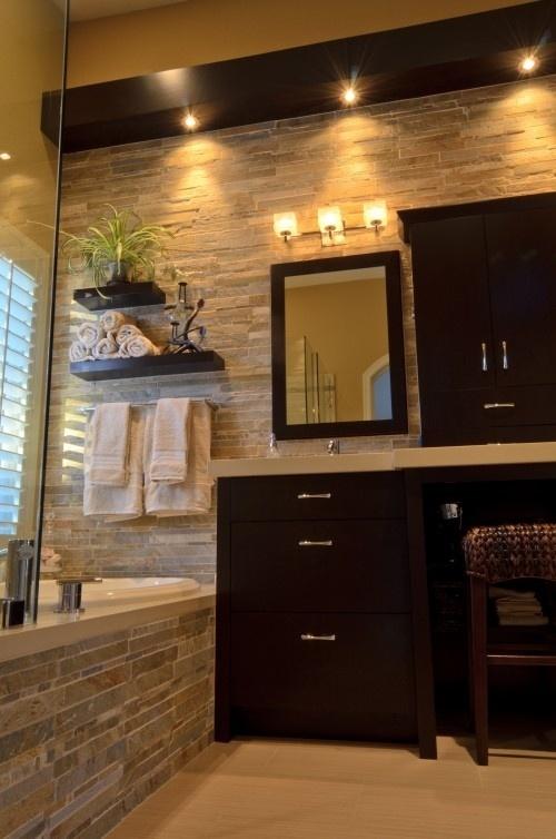 ιδέες σχεδιασμού μπάνιου από φυσική πέτρα10