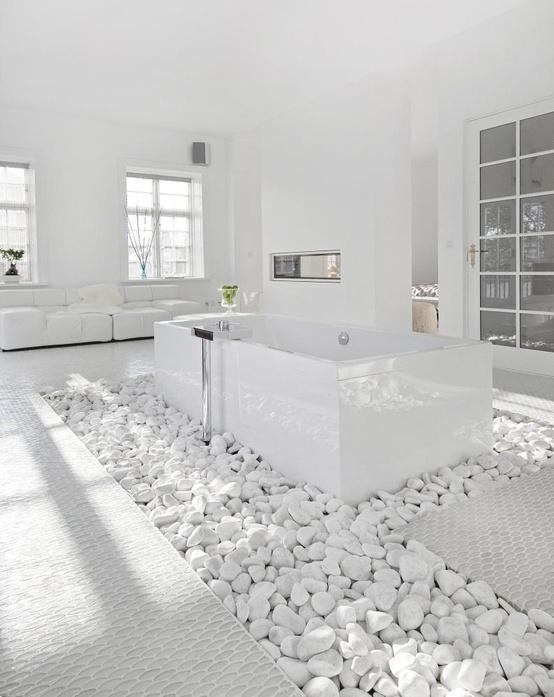 ιδέες σχεδιασμού μπάνιου από φυσική πέτρα16