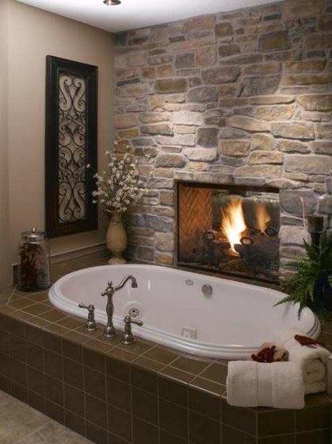 ιδέες σχεδιασμού μπάνιου από φυσική πέτρα18
