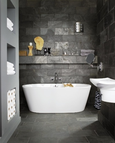 ιδέες σχεδιασμού μπάνιου από φυσική πέτρα19