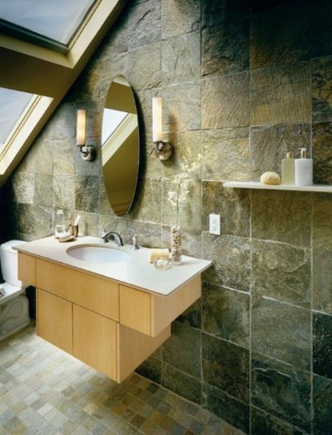ιδέες σχεδιασμού μπάνιου από φυσική πέτρα21