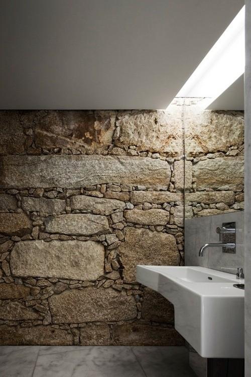 ιδέες σχεδιασμού μπάνιου από φυσική πέτρα24