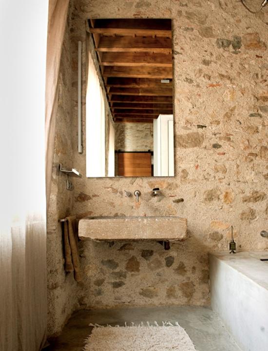 ιδέες σχεδιασμού μπάνιου από φυσική πέτρα32