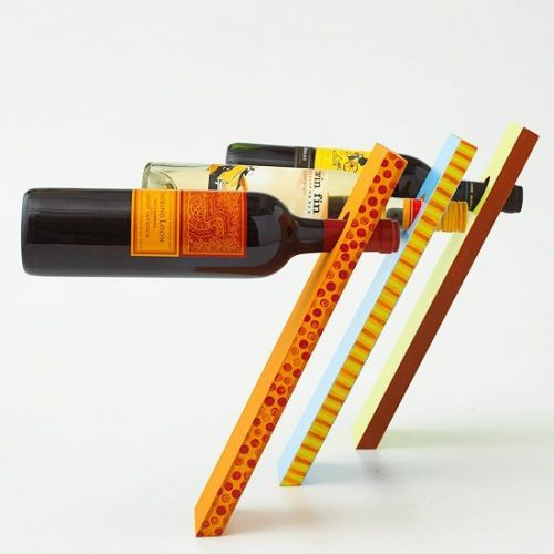 Diy κατασκευές με ράφια για κρασιά13