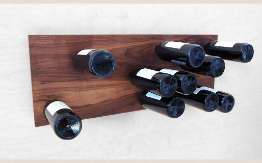 Diy κατασκευές με ράφια για κρασιά15