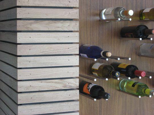 Diy κατασκευές με ράφια για κρασιά6