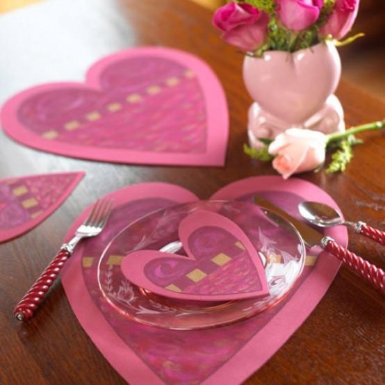 Διακόσμηση Αγίου Βαλεντίνου καρδιές3