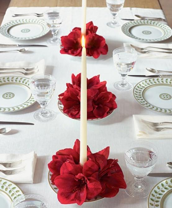 Διακόσμηση Αγίου Βαλεντίνου τραπέζι3