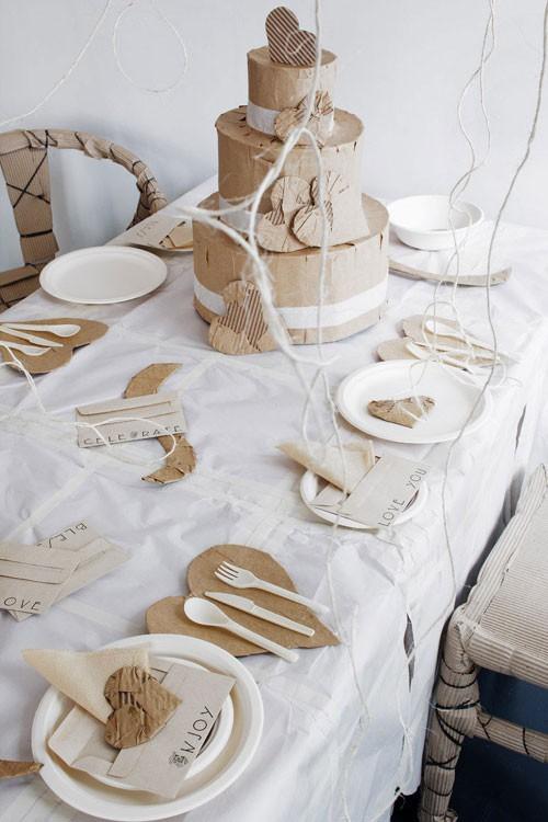 Διακόσμηση Αγίου Βαλεντίνου τραπέζι7