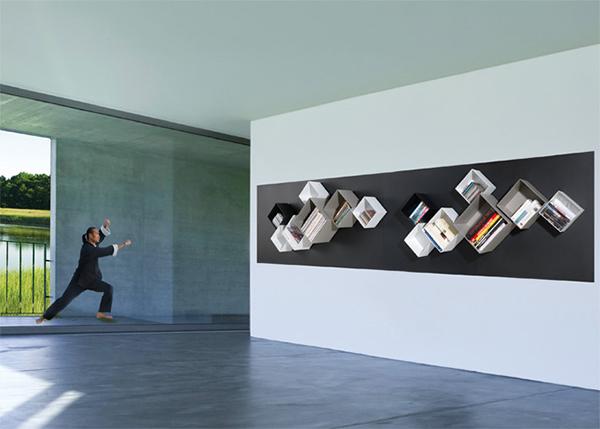 Μαγνητικός τοίχος με ράφια5