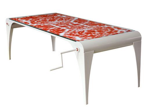 Τραπέζι που αλλάζει ύφασμα1