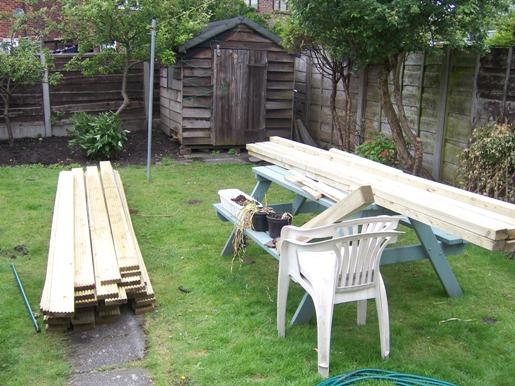 Diy κατασκευή ξύλινου deck