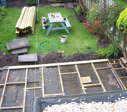 Diy κατασκευή ξύλινου deck1