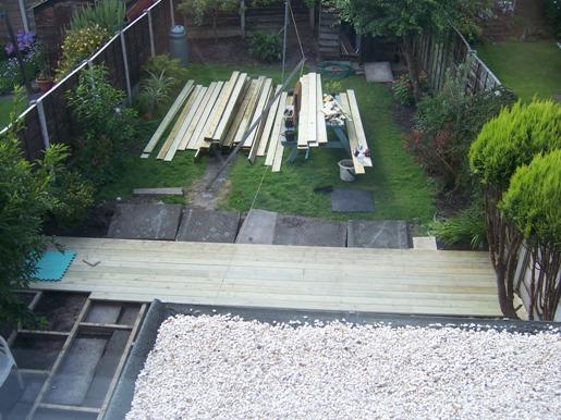 Diy κατασκευή ξύλινου deck2